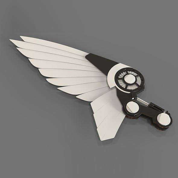 Robot wing