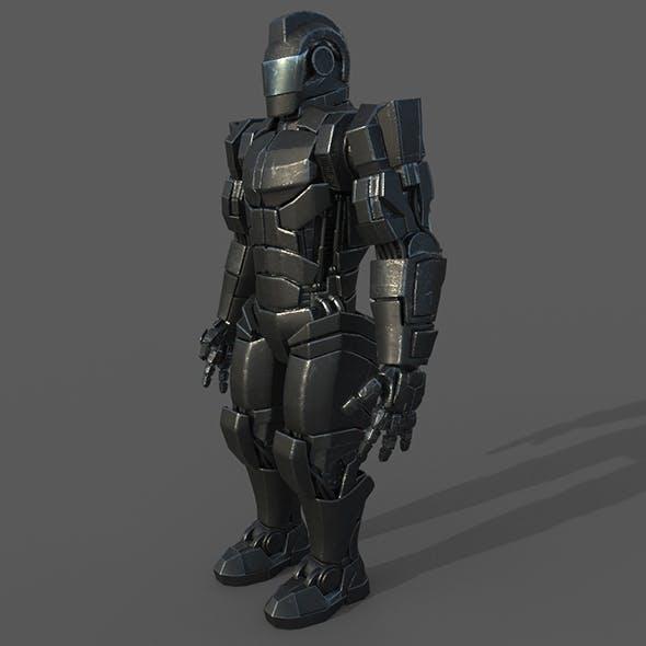 Robot Soldier