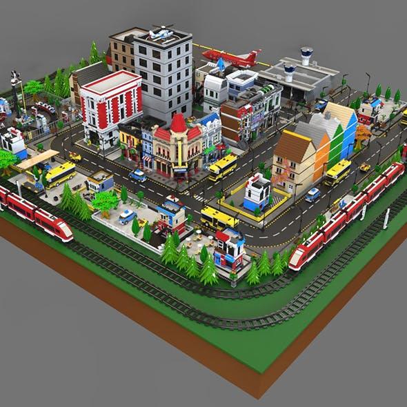 Lego sity