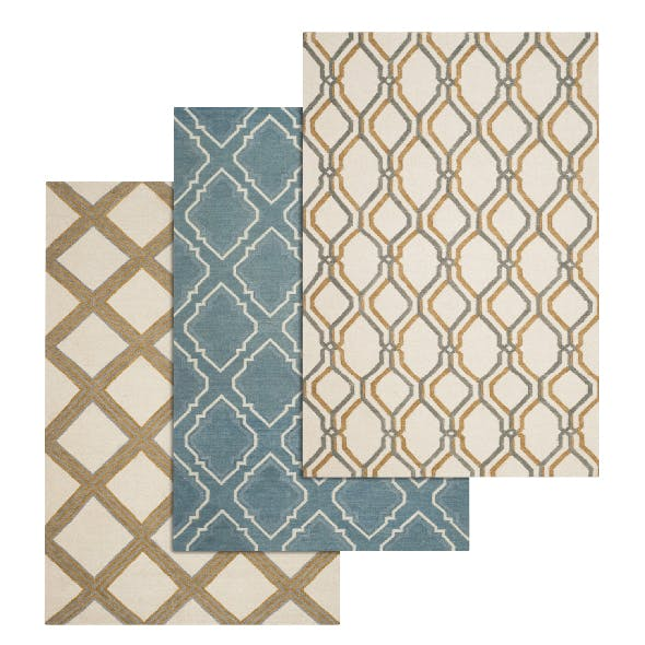 Rug Set 103 - 3DOcean Item for Sale