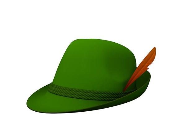 Bavarian Hat - 3DOcean Item for Sale