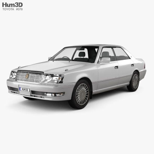 Toyota Crown hardtop 1997 - 3DOcean Item for Sale