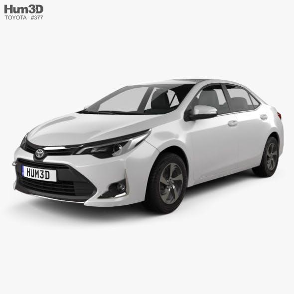 Toyota Corolla Levin CN-spec 2018