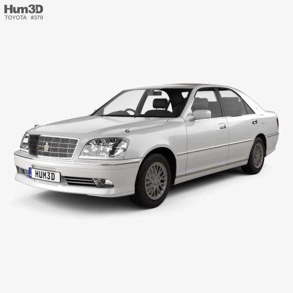 Toyota Crown Royal Saloon 2001