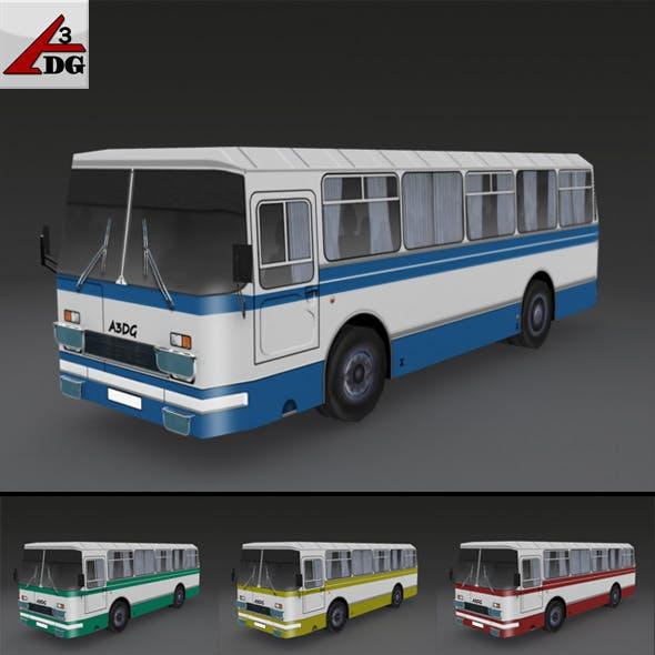LAZ-BUS (LowPoly)