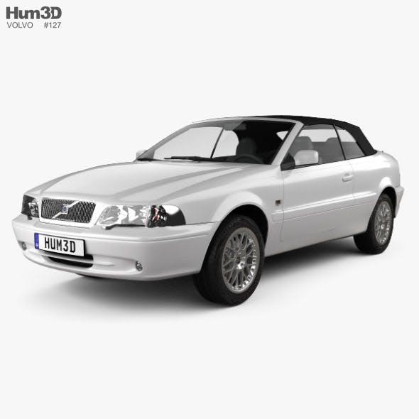 Volvo C70 convertible 1999 - 3DOcean Item for Sale