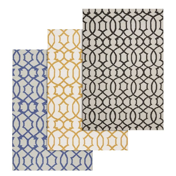 Rug Set 106 - 3DOcean Item for Sale