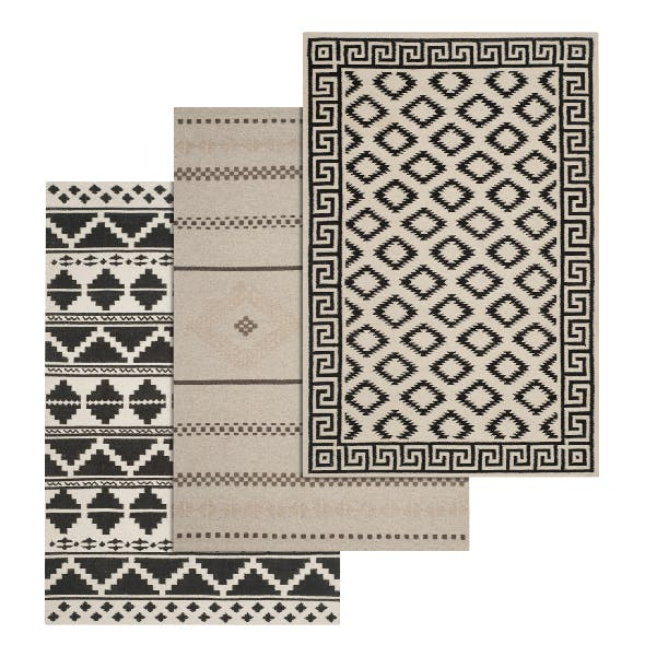 Rug Set 108 - 3DOcean Item for Sale