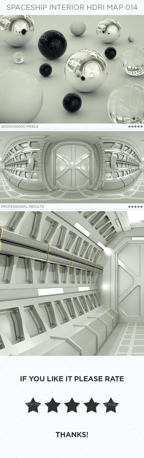 Spaceship Interior HDRi Map 014 - 3DOcean Item for Sale