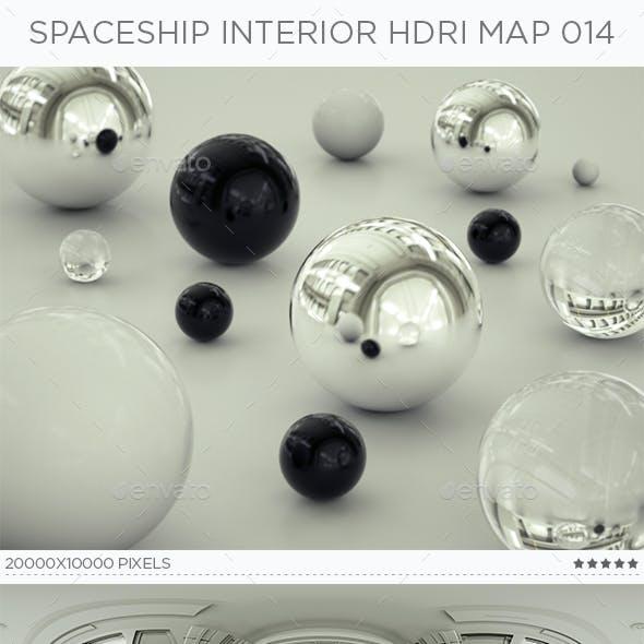 Spaceship Interior HDRi Map 014