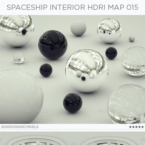 Spaceship Interior HDRi Map 015