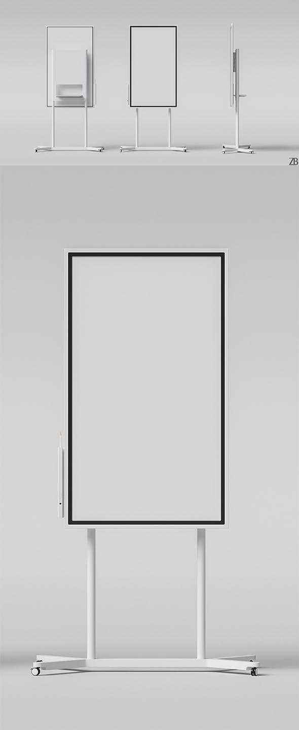 Samsung Flipboard Flip - 3DOcean Item for Sale