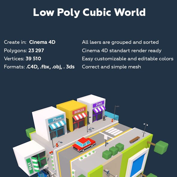 Cubic World