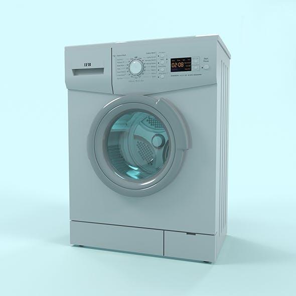 Washing machine IFB - 3DOcean Item for Sale