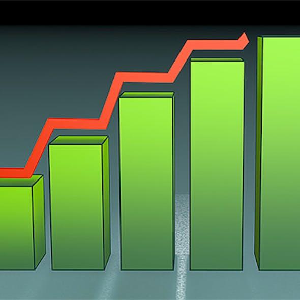 Financial Crash animation