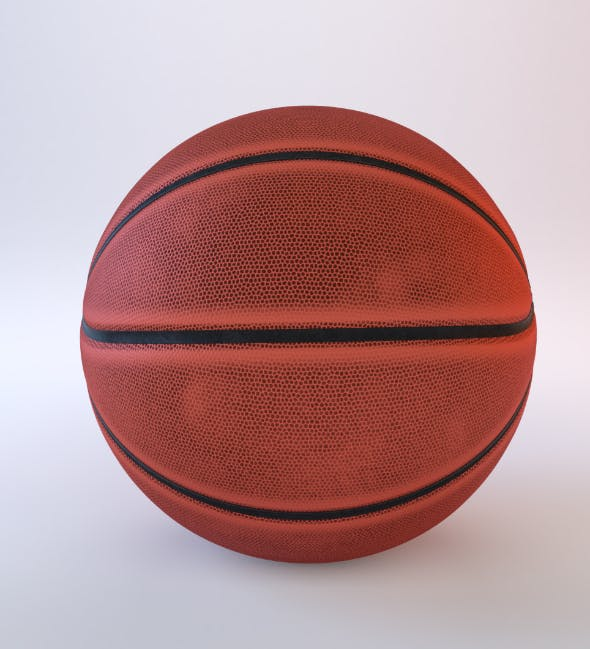 Basket Ball - 3DOcean Item for Sale