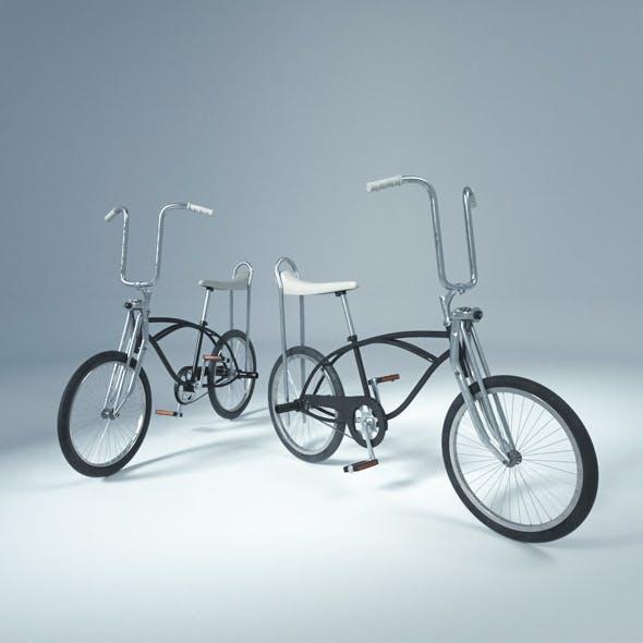 Retro 80s Schwinn bicycle Stranger Things - 3DOcean Item for Sale