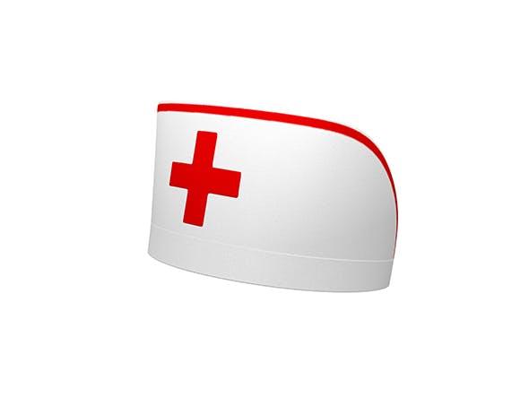 Nurse Hat - 3DOcean Item for Sale
