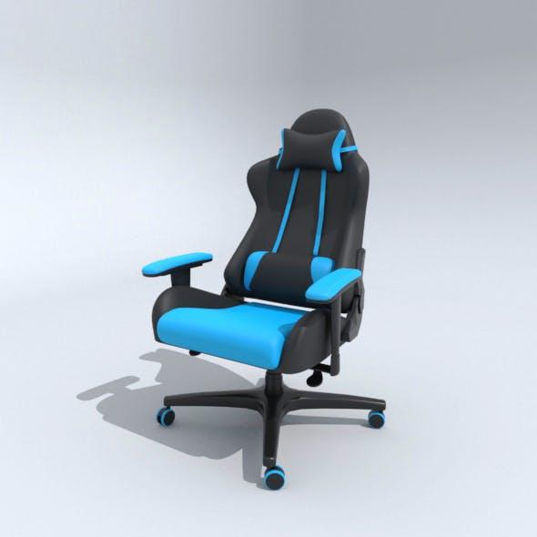 Star Trek Gaming Chair - 3DOcean Item for Sale