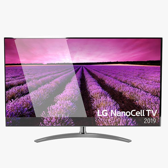 LG SM90 Nanocell TV - 3DOcean Item for Sale