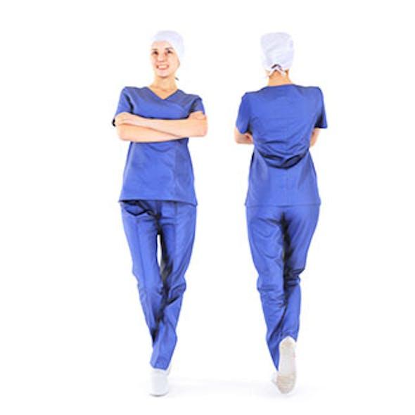 Scanned medical nurse 08