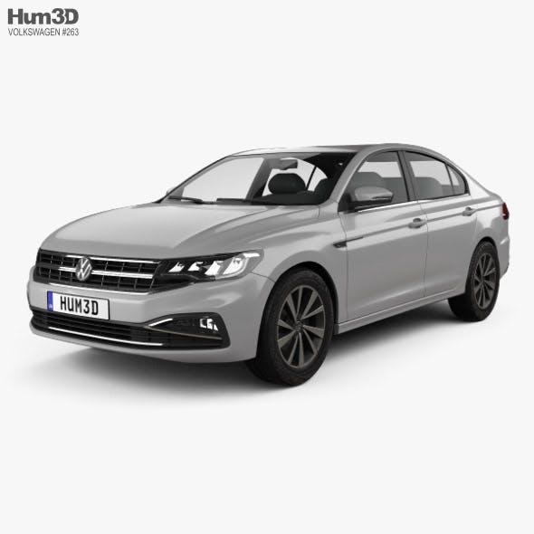 Volkswagen Bora 2019 - 3DOcean Item for Sale