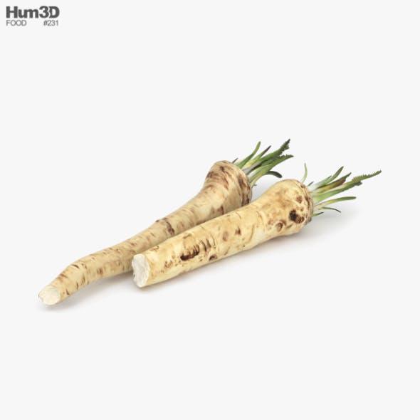 Horseradish - 3DOcean Item for Sale