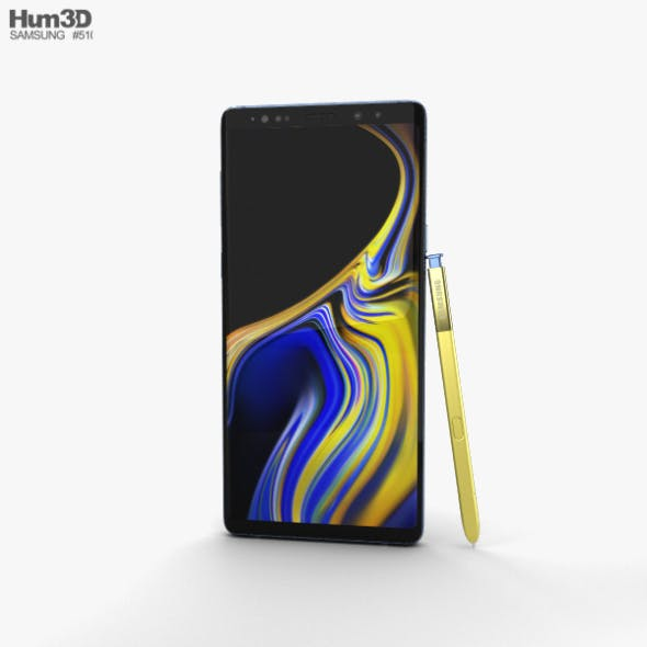 Samsung Galaxy Note 9 Ocean Blue