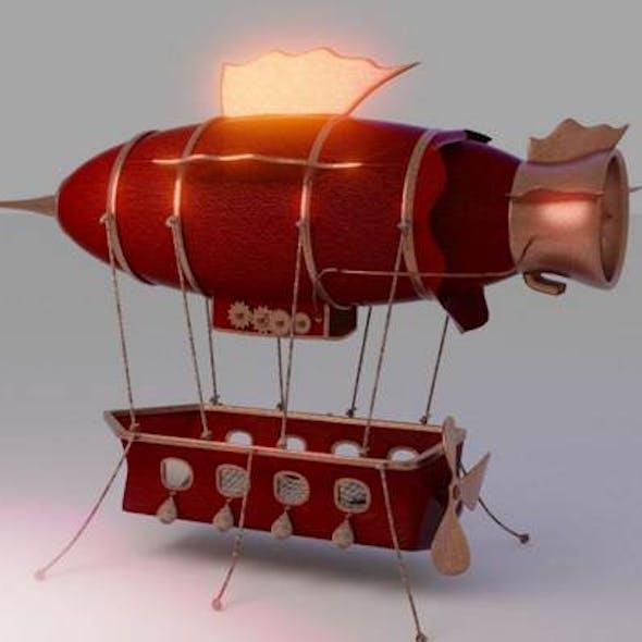 Steampunk cradle