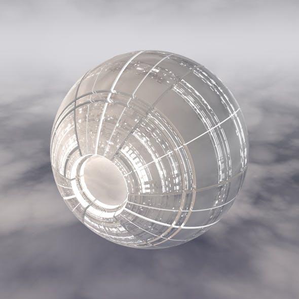 Sci-Fi Spaceship A 001