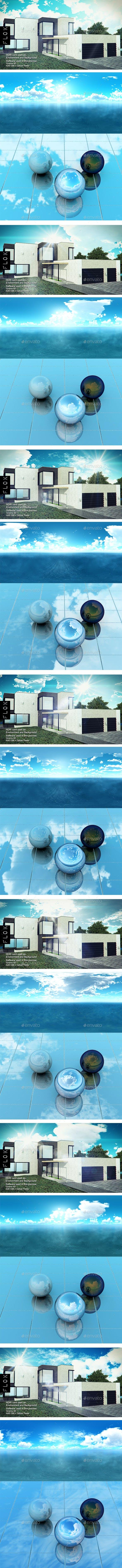 HDRI Pack - Sea vol4 - 3DOcean Item for Sale