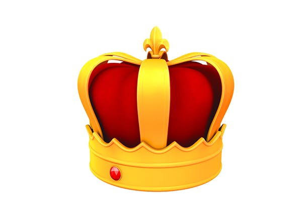 Royal Crown - 3DOcean Item for Sale