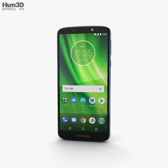 Motorola Moto G6 Play Deep Indigo - 3DOcean Item for Sale