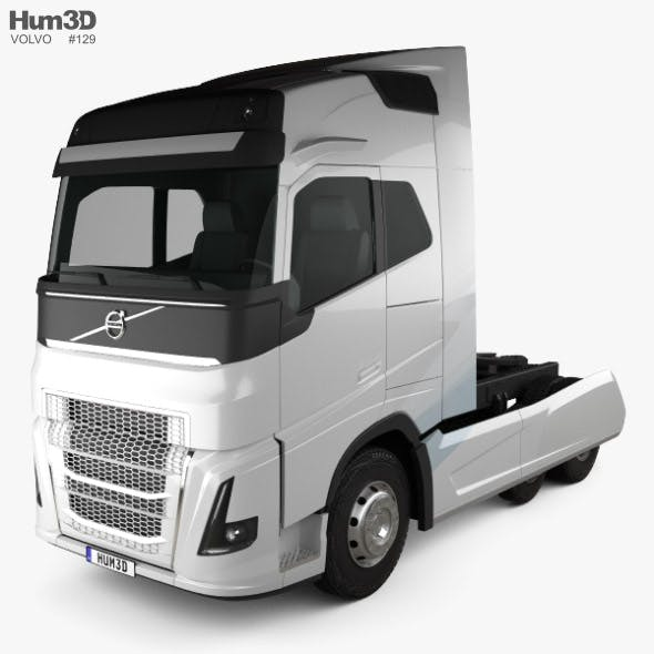Volvo FH Tractor Truck 2016 - 3DOcean Item for Sale