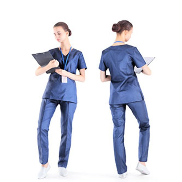 Medical nurse 11