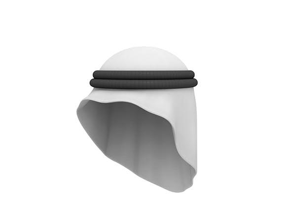 Arab Headdress - 3DOcean Item for Sale