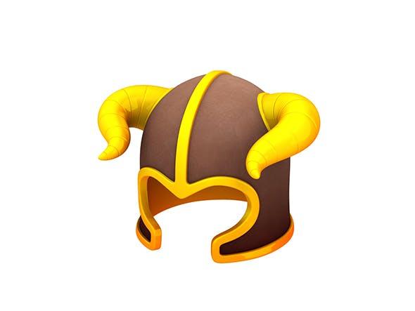 Barbarian Helmet - 3DOcean Item for Sale