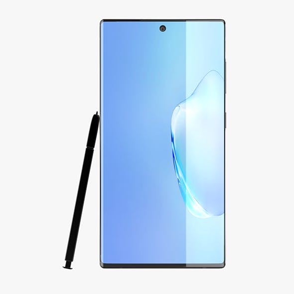 Samsung Galaxy Note 10 - 3DOcean Item for Sale