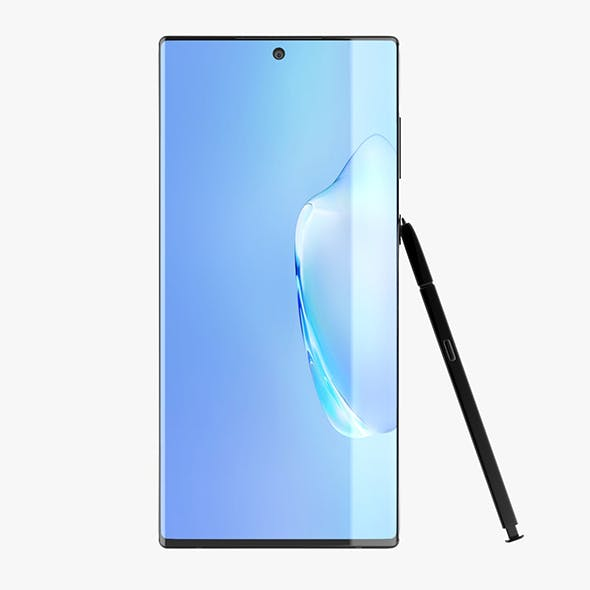 Samsung Galaxy Note 10 Plus - 3DOcean Item for Sale