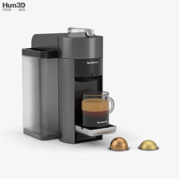 Nespresso Machine - 3DOcean Item for Sale