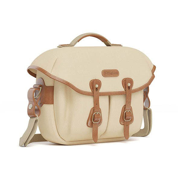 Camera Bag 3D Model - 3DOcean Item for Sale