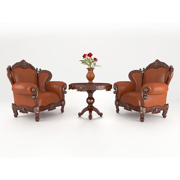 Luxury_Set_ 161 - 3DOcean Item for Sale