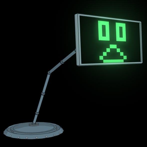 Character Monitor