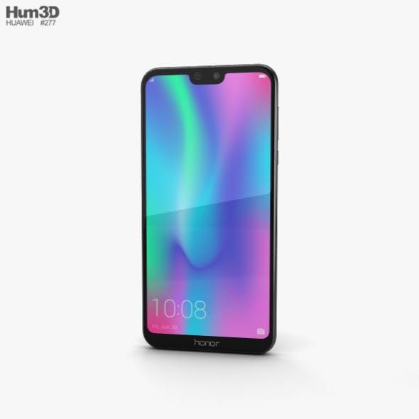 Huawei Honor 9N Black - 3DOcean Item for Sale