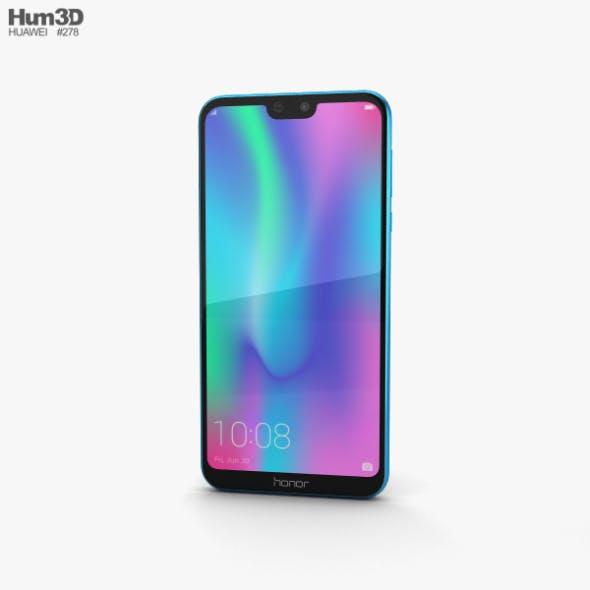 Huawei Honor 9N Blue - 3DOcean Item for Sale
