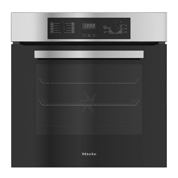 Single Oven H2265b By Miele