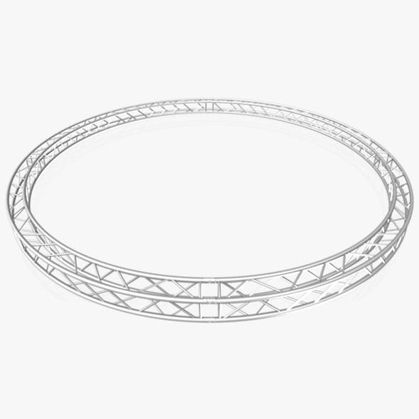Circle Square Truss (Full diameter 600cm)