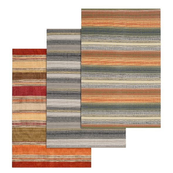 Rug Set 162 - 3DOcean Item for Sale