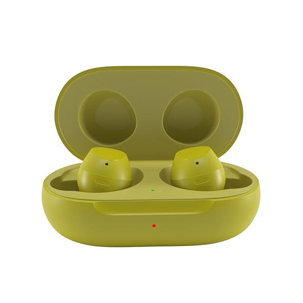 Samsung GALAXY Buds Yellow - 3DOcean Item for Sale