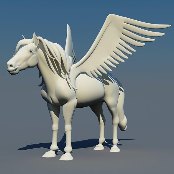 Pegasus - 3DOcean Item for Sale